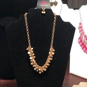 Trust Fund Baby- Gold Necklace Set